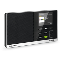 TechniSat DigitRadio 215 SWR4-Edition Schwarz Digitalradio DAB+ Digitalradio (DAB) (Digitalradio (DAB)