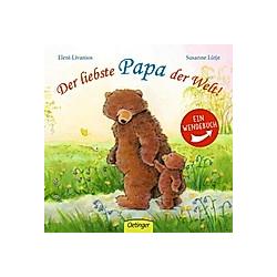 Der liebste Papa der Welt! /  Die liebste Mama der Welt!. Susanne Lütje  - Buch