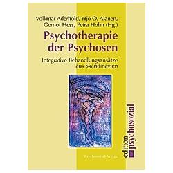 Psychotherapie der Psychosen - Buch