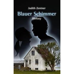 Blauer Schimmer