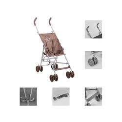 Lorelli Kinder-Buggy Kinderwagen, Buggy Flash, faltbar auf 20 x 106 cm, ideal für Reisen