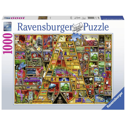 Awesome Alphabet A. Puzzle 1000 Teile