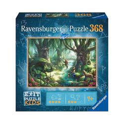 Ravensburger Puzzle EXIT Puzzle - Magischer Wald, 368 Teile, Puzzleteile
