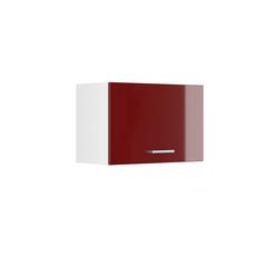 Vicco Hängeschrank 60 cm (flach) Küchenschrank Küchenschränke Küchenunterschrank R-Line Küchenzeile rot