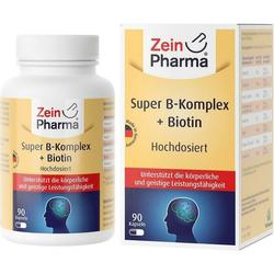 Super B-Komplex + Biotin ZeinPharma