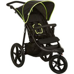 Buggy Runner, black/neon yellow gelb