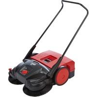 haaga Cleanfix HS 770-2 Handkehrmaschine Kompakte Handkehrmaschine mit 2 Seitenbesen