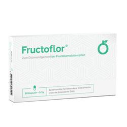 FRUCTOFLOR Fructose Intoleranz & Malabsorption Kps 30 St