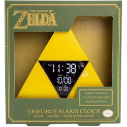 Paladone Wecker Zelda TriForce Wecker