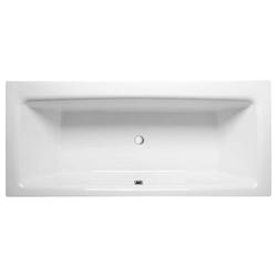 HAK Badewanne KVADRA Badewanne mit Füßen, 180x80x47 cm