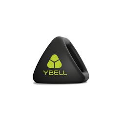 YBell S 6kg, schwarz-gelb 4-in-1 Fitness Tool Kettlebell