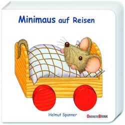 Minimaus auf Reisen als Buch von Helmut Spanner