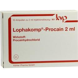 Lophakomp Procain 2ml