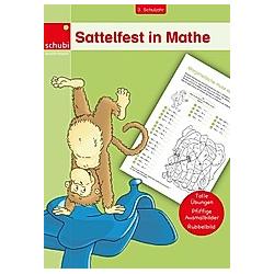 Sattelfest in Mathe  3. Schuljahr - Buch