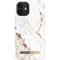 IDEAL OF SWEDEN Fashion Case, Backcover, Apple, iPhone 12 Mini, Carrara Gold