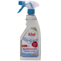 KLAR Badreiniger parfümfrei 500 ml ohne Duft mit Schaumsprayer