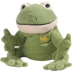 WÄRME STOFFTIER Frosch Willi grün 1 St.