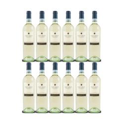 (7.59 EUR/l) Lenotti Pinot Grigio delle Venezie (12 x 0,75 l) 2019 - 9000 ml