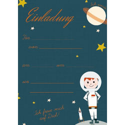 Set Kindergeburtstag Mond (VE3)