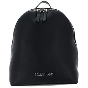 Calvin Klein Round Backpack S Black