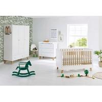 Pinolino Kinderzimmer Pan breit groß 3-tlg. weiß