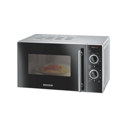 Severin Mikrowelle MW 7875, mit Grillfunktion 2-in-1