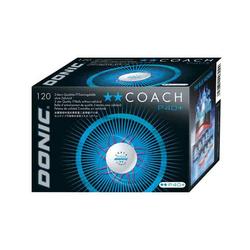 Donic Tischtennisball Donic Ball Coach P40+ ** 120er