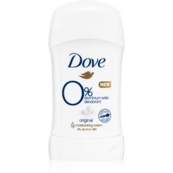 Dove Original festes Deo ohne Aluminiumsalze 40 ml