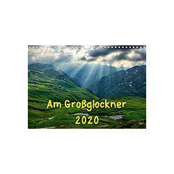 Am Großglockner (Wandkalender 2020 DIN A4 quer)
