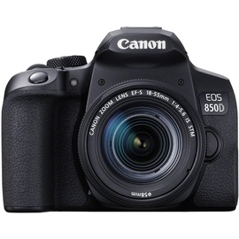 Canon EOS 850D + EF-S 18-55 mm IS STM