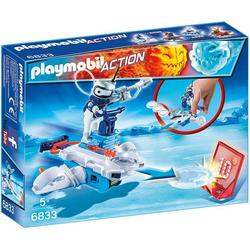 PLAYMOBIL® 6833 Icebot mit Disc-Shooter