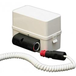 Batteriekasten mit 12-Volt-Steckdose