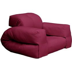 Karup Design Schlafsofa Hippo rot 90 cm