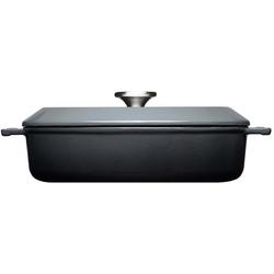 WOLL Kasserolle Iron, Gusseisen, (1 tlg.), Ø 28 cm, Induktion grau Kasserollen Töpfe Haushaltswaren