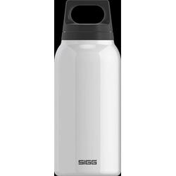 Sigg Thermoflasche Weiß 0.3L