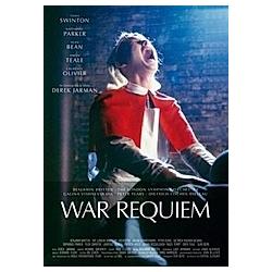 War requim, 1 DVD (französisches OmU)