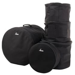 XDrum Schlagzeugtaschen-Set, Studio Größen: 20