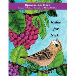 Rules For Nick als Taschenbuch von Gregory V. Melikhov