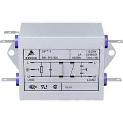 TDK B84115EB110 Entstörfilter flammhemmend 250 V/AC 10A 47 µH (L x B x H) 159 x 50.8 x 44.5mm 1St.