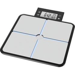 Medisana BS 460 Körperanalysewaage Wägebereich (max.)=180kg Silber, Grau, Weiß