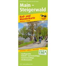 Main - Steigerwald 1:50 000