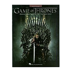 Game of Thrones  Piano. Ramin Djawadi  - Buch