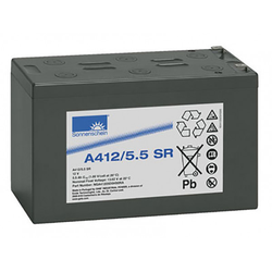 Blei-Akku Sonnenschein Dryfit A412/5.5SR, 12 Volt, 5,5 Ah