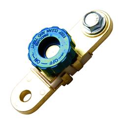 BGS 1416 Batterietrenner flach für Oldtimer, PkW, LkW, Wohnmobil