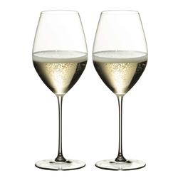 RIEDEL Serie VERITAS Champagne Glas 2 Stück Inhalt 445 ml Champagner