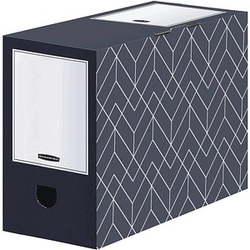 5 Fellowes Archivboxen Bankers Box Décor Serie