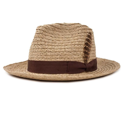 Hut BRIXTON - Crosby Fedora Tan (TAN)