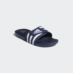 adidas Performance Badesandale Adissage, Massagenoppen blau Sneaker Sommerschuhe Unisex