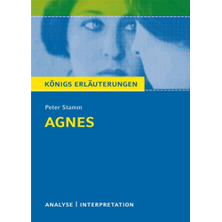 Agnes von Peter Stamm.