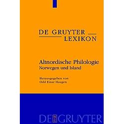 Altnordische Philologie - Buch